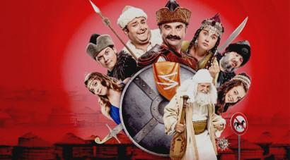 Salur Kazan / TV'DE İLK