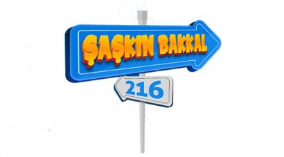 Şaşkın Bakkal 216