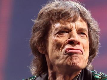Mick Jagger'in inanılmaz değişimi
