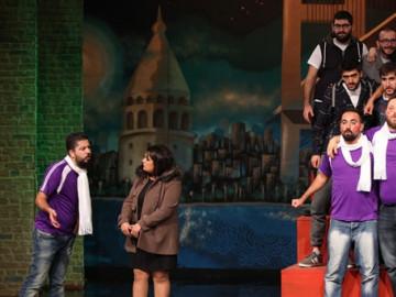 Akademi Finitolar Grubu 'Tribün'
