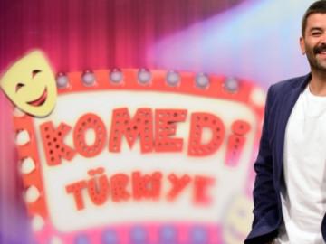 Komedi Türkiye 9 Ağustos Pazar Saat 20.00'da