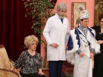 Komedi Türkiye'nin oyuncularından 'Sünnet Cenaze' skeci!