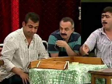 Sefa Hebipoğlu 'Alışverişte yalnız bırakılan adamlar' skeci