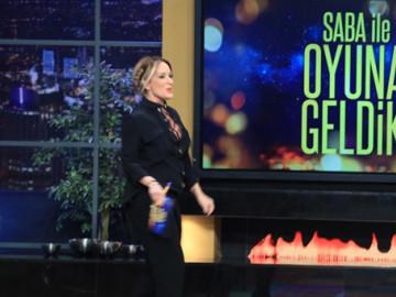 Saba İle Oyuna Geldik 7. bölüm (07/02/2016)