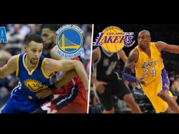 6 Mart Pazar / 23.15 : Golden State ve L.A Lakers Maçı