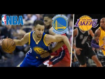6 Mart Pazar / 23.15 : Golden State ve L.A Lakers Maçı
