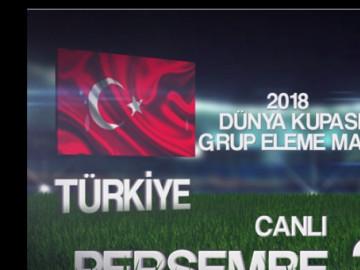 Türkiye - Ukrayna karşılaşması bu akşam TV8'de