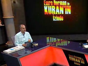 Emre Dorman ile Kuran'ın İzinde (12/06/2017)