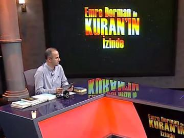 Emre Dorman ile Kuran'ın İzinde (13/06/2017)