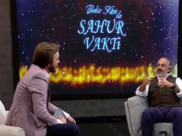 Bekir Köse ile Sahur Vakti (14/06/2017)