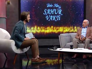 Bekir Köse ile Sahur Vakti (15/06/2017)