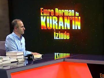 Emre Dorman ile Kuran'ın İzinde (19/06/2017)