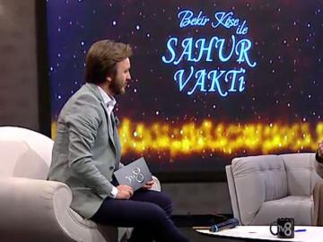 Bekir Köse ile Sahur Vakti (21/06/2017)
