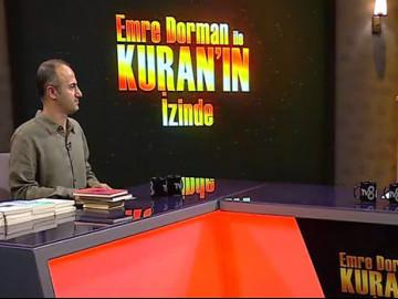Emre Dorman ile Kuran'ın İzinde (22/06/2017)