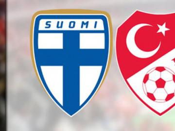 Finlandiya - Türkiye maçı TV8'de