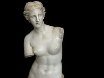 Venüs heykelinin hikayesi