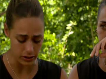 """Seda Akgül: """"Neden ağlıyorsun? En iyi sensin!"""""""