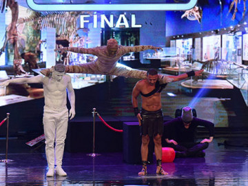 Acrobrothers final performansı