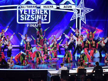 Dans Alaturka final performansı