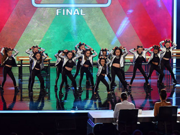 Queens Of The Dance final performansı