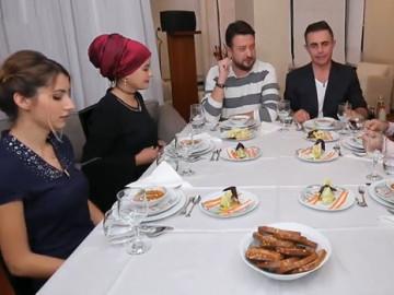Yemekteyiz 261. Bölüm (15/11/2018)