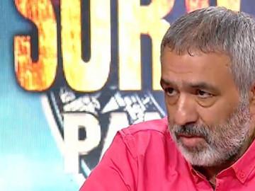 Murat Özarı'dan stüdyoda ilginç Cem Yılmaz örneği!