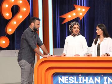 Neslihan'ın ailesi Anla Beni etabını kazandı