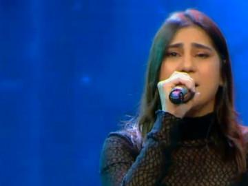 22 Kasım 2019 O Ses Türkiye'de Cemre Ulusoy'dan Love You I Do performansı!
