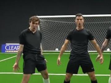 Ronaldo ile nasıl video çektiler?