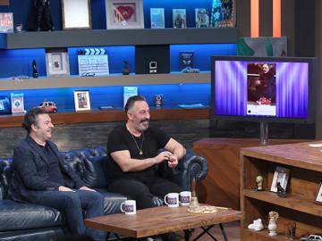 Eser Yenenler Show son bölümü izle (Cem Yılmaz, Çağlar Çorumlu)
