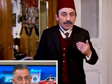 Cem Yılmaz'a Tosun Paşa sürprizi