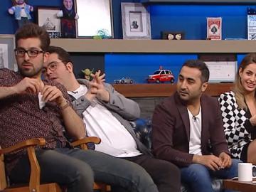 Eser Yenenler Show'da ıslak mendil diyalogu, gülme krizine soktu!