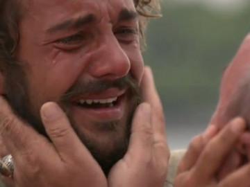 Cemal Can ailesiyle buluştu! Gözyaşları sel oldu
