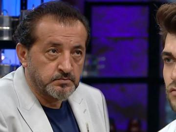 Mehmet Şef'ten Celal'e sert tepki: Yarışmaya gelmemişsin...