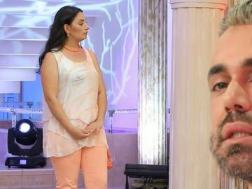 Doya Doya Moda'da Sabiha konsept dışı bulundu