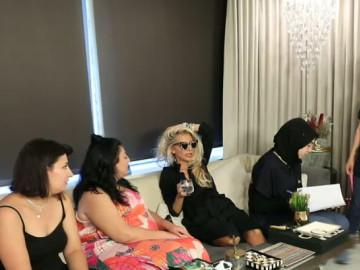 Doya Doya Moda yarışmacıları Gülşah Saraçoğlu atölyesinde!