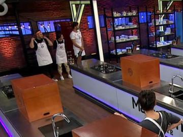 Mehmet Şef 3 yarışmacının yerini değiştirdi