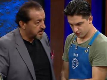 Mehmet Şef'ten Barbaros'a sert sözler