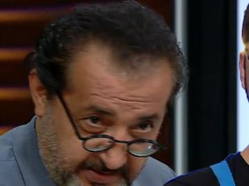 Mehmet Şef'in Serhat taklidi kırdı geçirdi