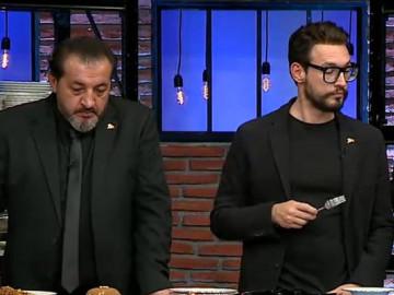Şefler Atatürk menülerini tadımladı!