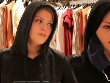 Doya Doya Moda Ceren alışverişte hiçbir şey alamadı