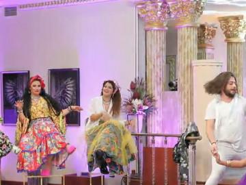 Doya Doya Moda stüdyosunda renkli anlar yaşandı!