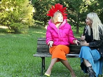 Doya Doya Moda'da ilginç an! Bahar Candan ile Özde arasında ne konuşuldu?