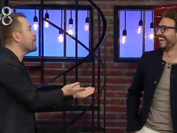 Mehmet ve Danilo Şef arasında güldüren sohbet