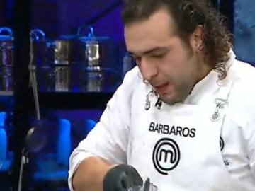 Barbaros çift tadım yaptı