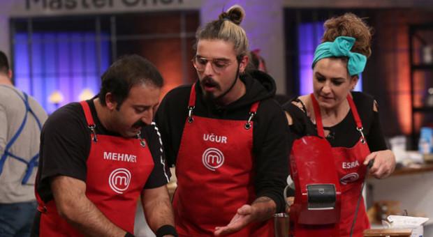 Mehmet yaptığı hatayla takım arkadaşlarını çıldırttı!