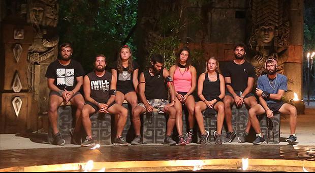 Survivor Türkiye Yunanistan 69. Bölümde Kim Elendi? 14